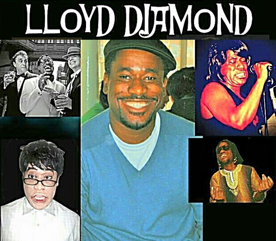 Lloyd Diamond Entertainer